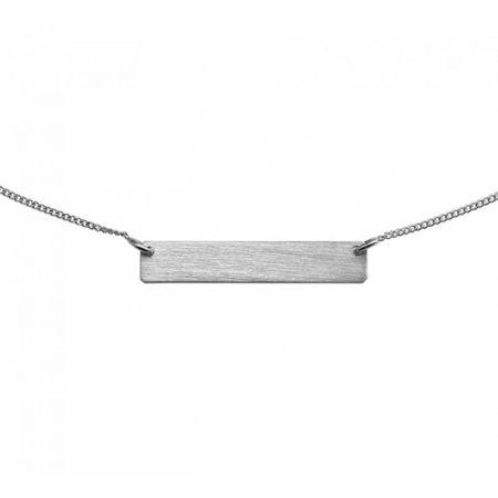 Graveer Hanger/Ketting