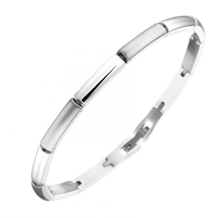 Armband edelstaal