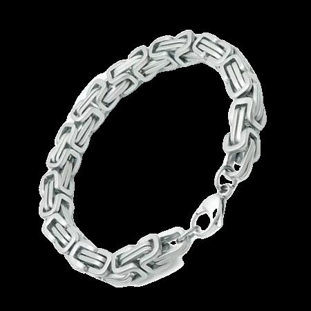 Armband konings 7 mm -gematteerd