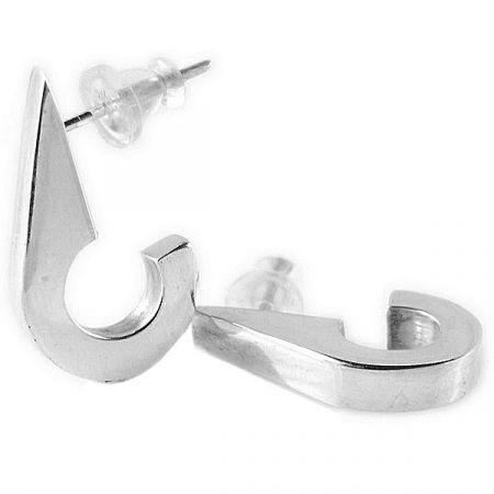 Oorbellen van zilver